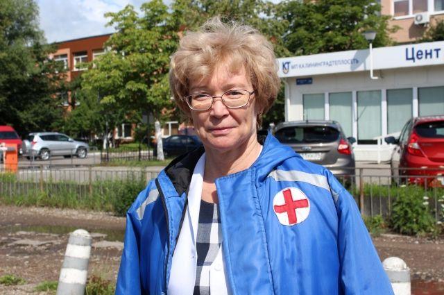 Калининградка стала призёром Всероссийского конкурса врачей