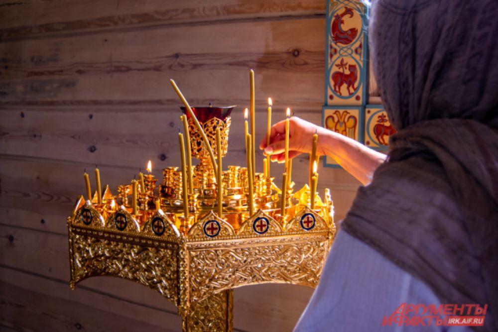 Храмово-культурный комплекс состоит из церкви, часовни, звонницы, дома дядюшки Ивана Вениаминова, где будущий святитель рос, и музейных объектов.