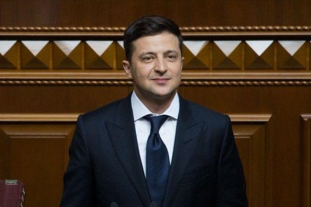 Деятельность Зеленского одобряют около 60% граждан Украины