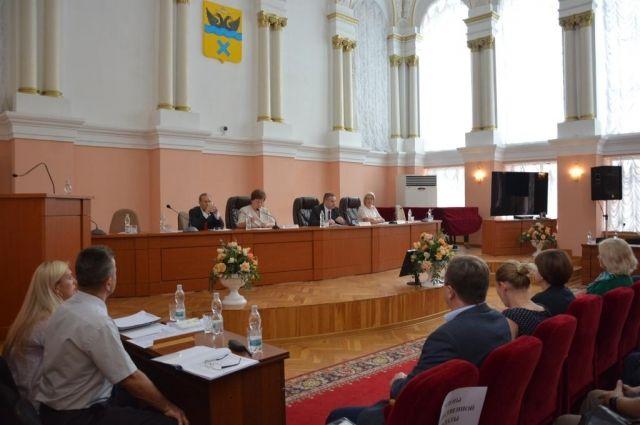 Общественную палату Оренбурга возглавила Людмила Марченко