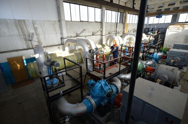 Волна отключений горячей воды в Омске дошла до Левого берега