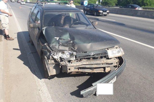 По предварительной информации полиции,  мужчина, выезжая из «парковочного кармана» не убедился в безопасности манёвра.