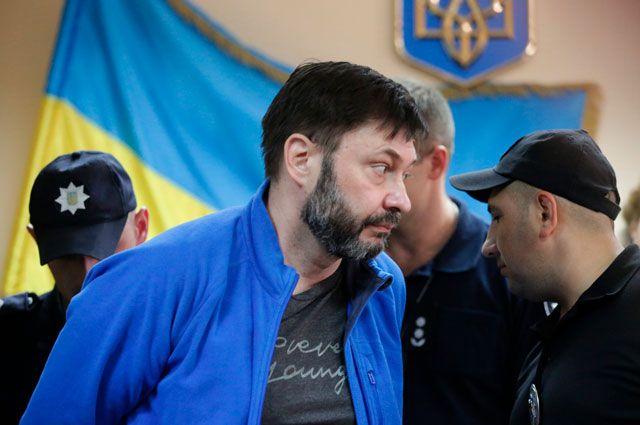 Суд в Киеве продлил арест Вышинскому photo