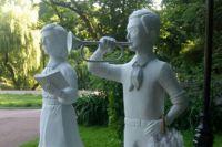 Скульптуры раздора в Стрыйском парке