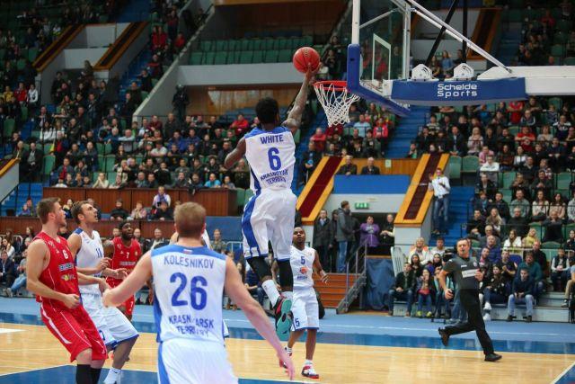 В 2015 году сибиряки вышли в Финал Четырёх Еврокубка.