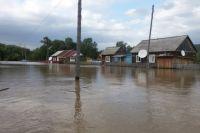 В Кудымкарском районе подтоплены пять населённых пунктов.