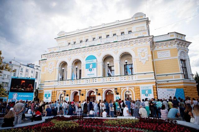 Анна Темерина  Дирекция фестиваля Горький fest