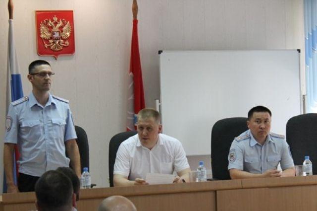Начальником отдела полиции №3 МУ МВД России «Орское» назначен подполковник Андрей Коваленко.