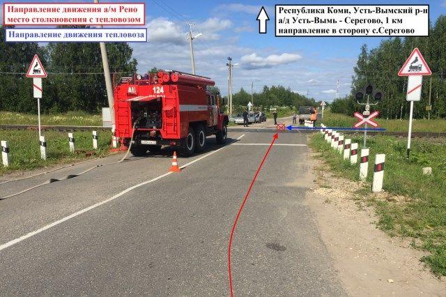 Одна из пассажирок автомобиля погибла не месте ДТП.