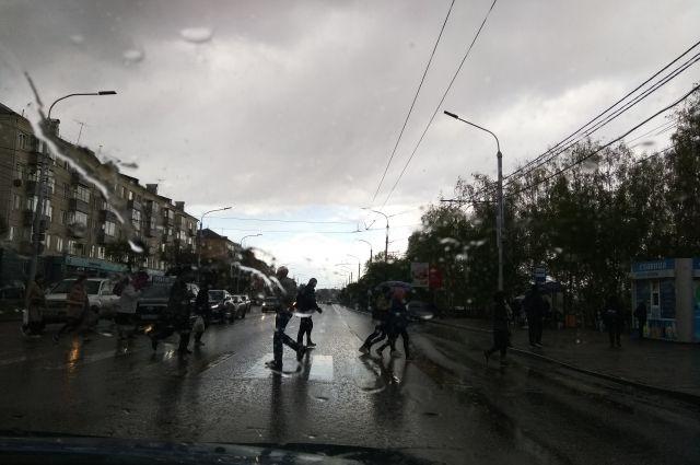 По прогнозам синоптиков всю неделю в Красноярске будет прохладная и дождливая погода.