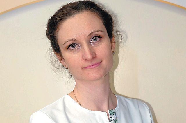 Лилия Якупова считает, что её маленьким пациентам нужны квалифицированная помощь и доброе слово.