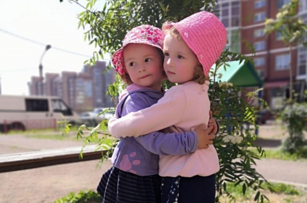 Ульяна и Таисия