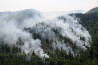 Зафиксировано почти 100 пожаров в крае.