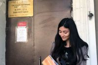 Милена, 18 лет, абитуриентка, поступает в медицинский вуз.