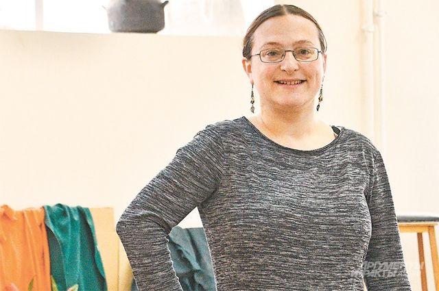 Анна Меньшова планирует открыть музей района.