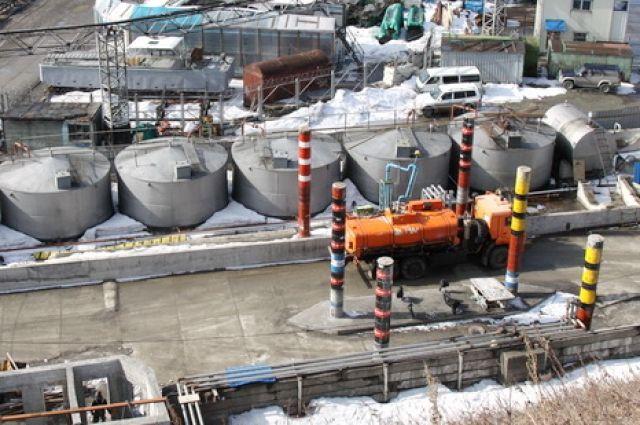 90 лет назад была построена нефтебаза в Красноярске.