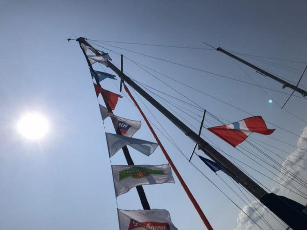За время путешествия яхта «Сибирь» посетит 56 портов по всему миру
