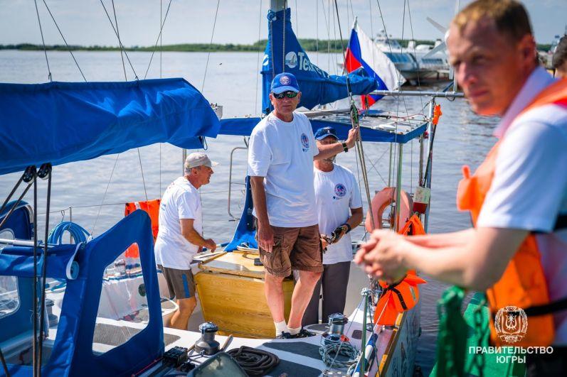 Экспедиция стартовала 7 июля из Омска. Антарктиды моряки планируют достичь к началу 2020 года.