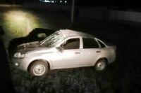 В Новосергиевке в ДТП погиб 53-летний водитель «Лады»