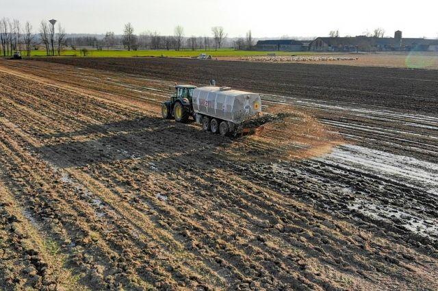 Сегодня заготовка кормов ведётся опережающими темпами.