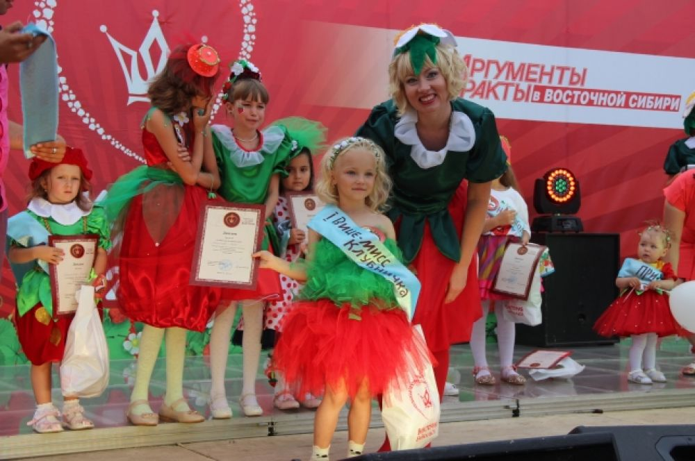 Победителей и призёров наградили номинациями и призами от спонсоров