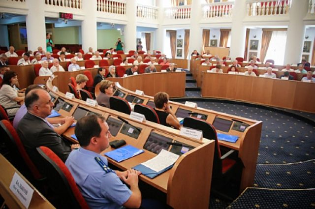 Совет старейшин обсудил охрану общественного порядка в Оренбуржье