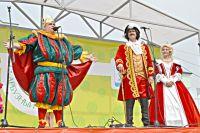 12-й праздник арбуза по традиции откроет Пётр I.