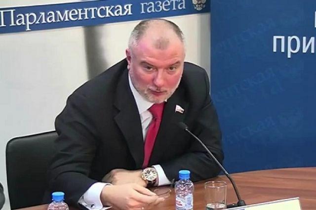 Андрей Клишас славится оригинальными идеями в СФ.