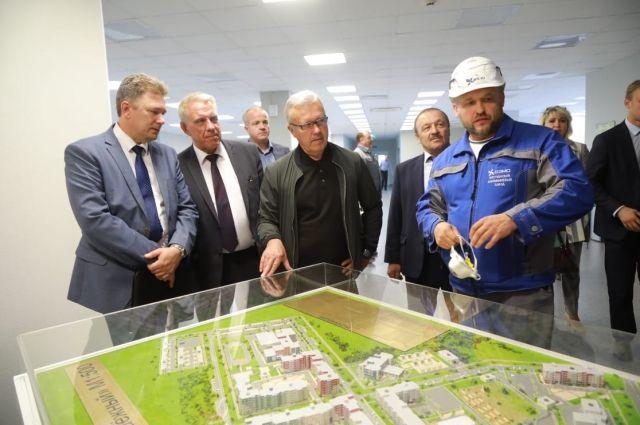 Построенное жилье будет передано муниципалитету.