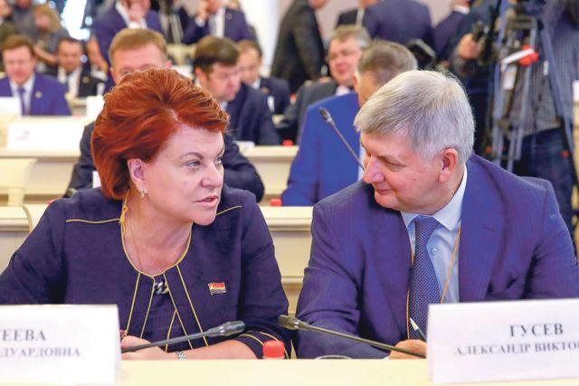 На российско-белорусском форуме обсуждались актуальные вопросы сотрудничества.