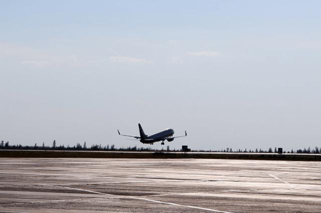В Новом Уренгое на аэродроме заменят более тысячи плит из железобетона