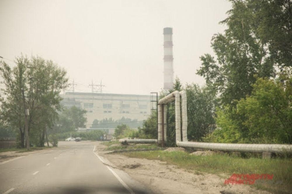 Превышения предельно допустимых концентраций вредных веществ в воздухе не зафиксировано.