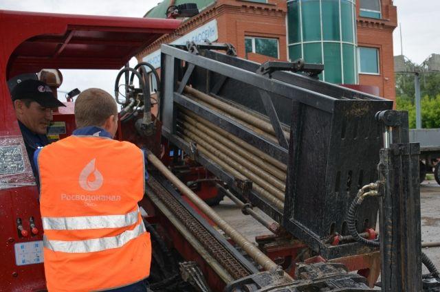 За летнюю ремонтную кампанию «Росводоканал Омск» заменит более 10 км сетей