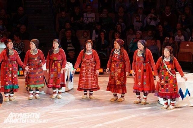 «Бурановские бабушки» в Москве представят национальную кухню Удмуртии