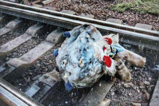 Под Запорожьем «Интерсити» попал в аварийную ситуацию из-за игрушки: подробности происшествия