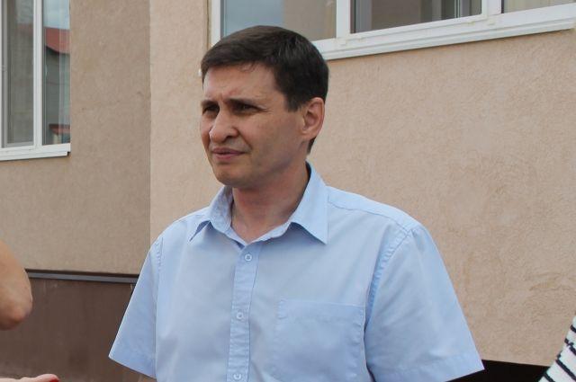 Главным дорожником Оренбурга назначен Виталий Гаврилов