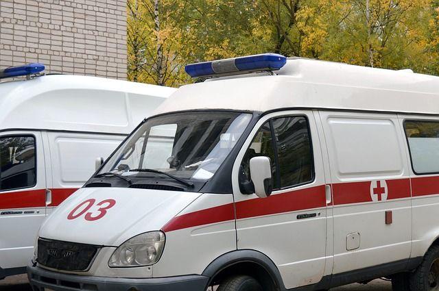 Беременная женщина в ДТП погибла.