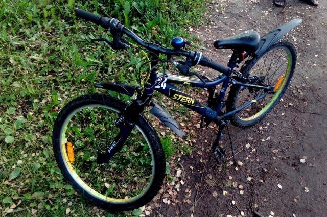 В Глазове пенсионер на «Ладе» сбил 8-летнего велосипедиста