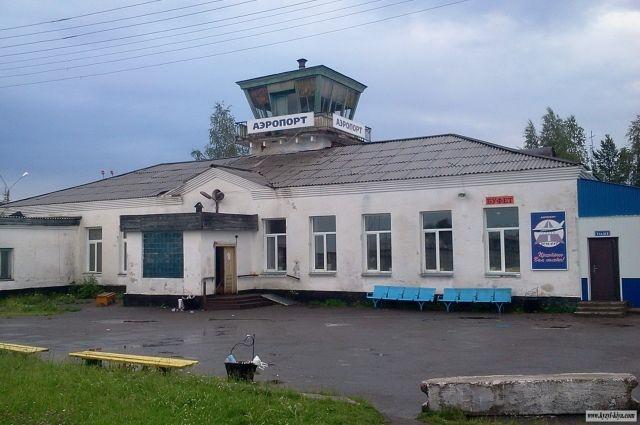 Зданию усть-кутского аэропорта давно требуется реконструкция.