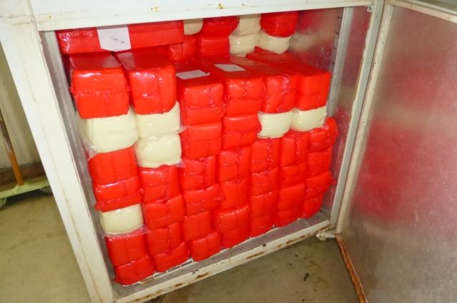 На таможенном посту Мамоново в легковушке нашли более 400 кг «санкционки»