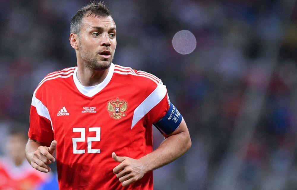 9-е место. Футболист Артём Дзюба, 30 лет.