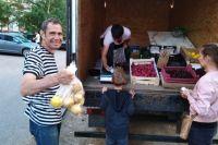 В Тюмени для борьбы с несанкционированной торговлей создадут рабочие группы