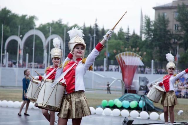 День металлурга в Челябинске отметили как всегда с размахом.