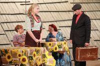 Премьера спектакля «Калина красная» в Барнауле