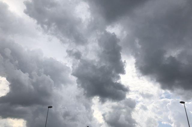 В Тюмени ожидаются пасмурные и дождливые выходные