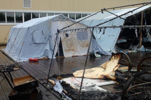 Трагедия в Хабаровском крае  - не случайность, сотрудники детских учреждений отдыха систематически нарушают правила пожарной безопасности.