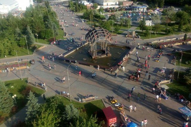На День города в Тюмени будет малооблачно и тепло