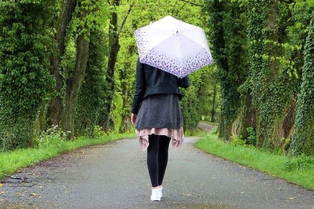 Синоптики: в Оренбуржье на выходных пройдут дожди и грозы