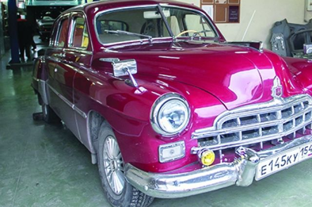 В День города для тюменцев проведут выставку ретроавтомобилей