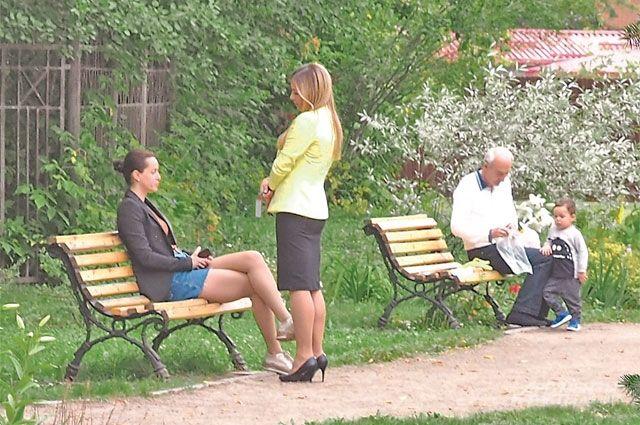 Летом вЗюзине попрограмме «Мой район» прошло масштабное благоустройство впарках.